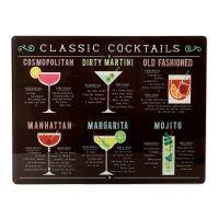 Защита рабочей поверхности Cocktails Creative Tops 5187285