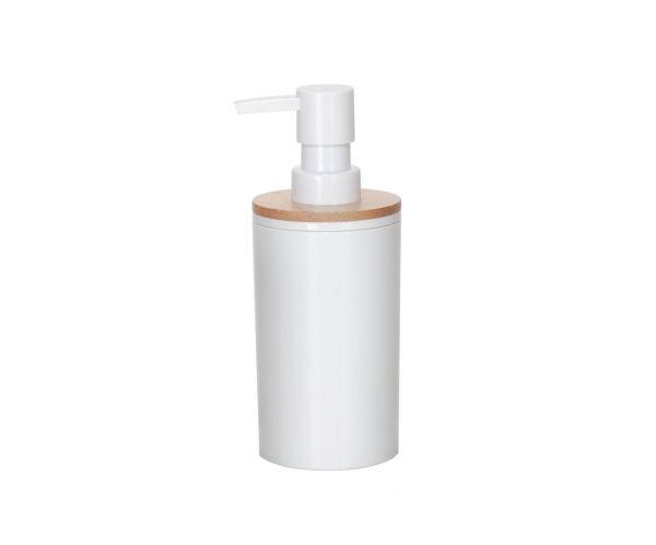 Диспенсер для мыла ANDREA-HOUSE цвет белый BA63064