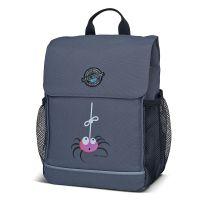 Рюкзак детский Carl Oscar Pack n' Snack™ Spider серый 109400