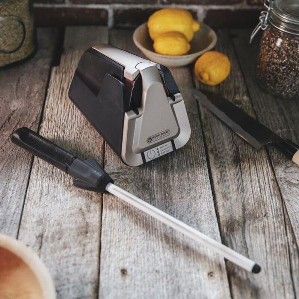 Точилка электрическая кухонная Work Sharp Culinary E5 Electric Kitchen Knife Sharpener CPE5-I