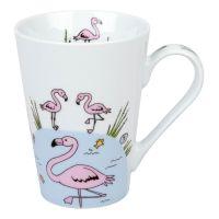Кружка 'Фламинго' Koenitz 11 1 032 2283