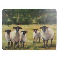 Набор из 6 подставок Sheep 30х23 Creative Tops C000282