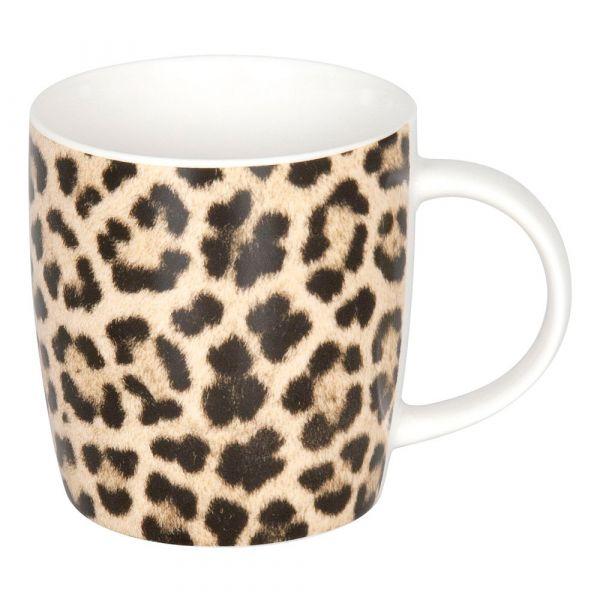 Кружка 'Дикая природа - леопард' Koenitz 11 7 275 2352