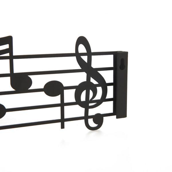 Вешалка настенная Musik
