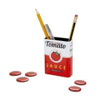 Набор подставки и держателей Balvi Tomato Sauce магнитный 27340