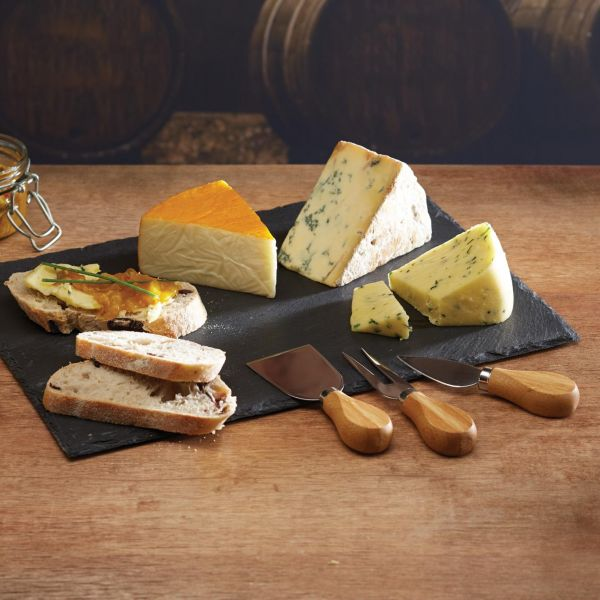 Набор для нарезки сыра KITCHEN CRAFT Arteza 5 шт ARTCB5PC