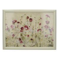 Поднос с подушкой Wild Poppies Creative Tops 5233437