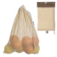 Мешочек для хранения фруктов и овощей D'casa Eco Life 30x40 см 302601