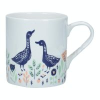 Кружка Woodcut goose KITCHEN CRAFT KCMCAN174