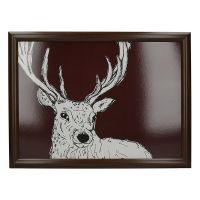 Поднос с подушкой Deer Creative Tops 5234089