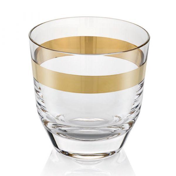 Набор стаканов IVV AVENUE GOLD 7947.4
