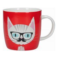 Кружка Cat specs KITCHEN CRAFT KCMBAR161