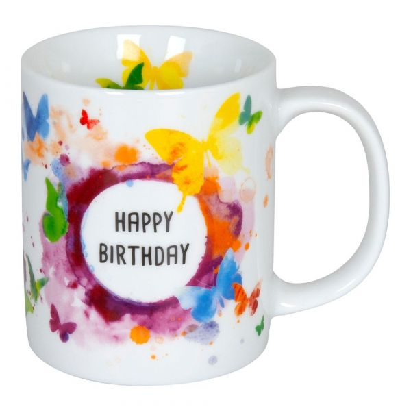 Кружка Konitz «С Днем Рождения» 300 мл 11 1 002 2324