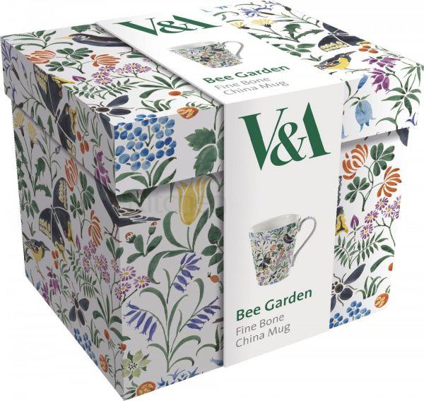 Кружка Bee garden V&A KITCHEN CRAFT C000487