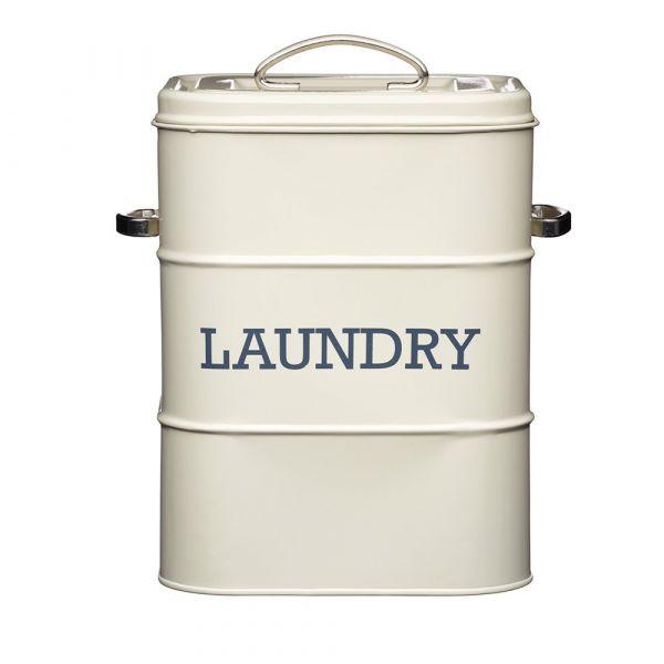 Корзина для хранения стиральных принадлежностей Living Nostalgia KITCHEN CRAFT LNLAUNDRYCRE