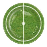 Тарелка десертная 'Футбол' Koenitz 11 4 019 0088