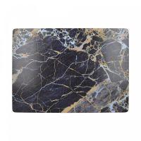 Набор из 4 подставок Navy Marble 40x29 Creative Tops 5233719