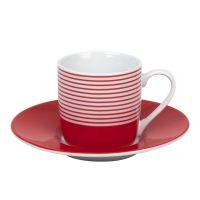Кофейная пара эспрессо 'Marini?re rouge' Koenitz 11 5 053 2262