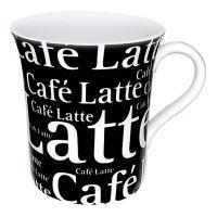 Кружка 'Кофе латте черный' Koenitz 11 1 100 0649