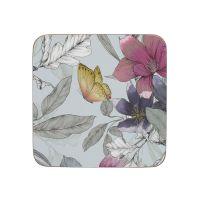 Набор 6 подставок Butterfly Floral 10,5х10,5 Creative Tops C000298