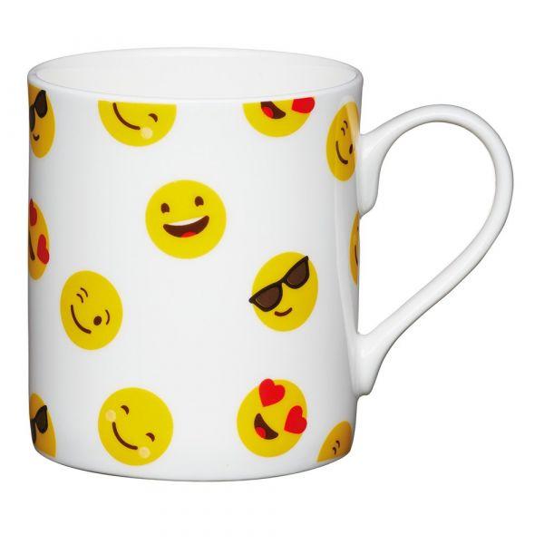 Кружка Emojis KITCHEN CRAFT KCMMINI17