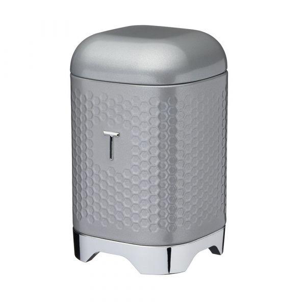 Емкость для хранения чая Lovello Retro Grey KITCHEN CRAFT LOVTEAGRY