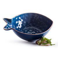 Блюдо SAGAFORM «Fish» сервировочное цвет синий 5017826