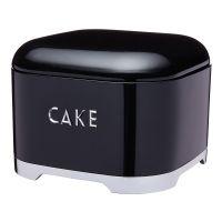 Ёмкость для хранения пирожных KITCHEN CRAFT Lovello LOVCTBLK