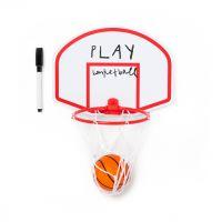 Доска магнитная Balvi Magneto Basket с маркером и игрой в баскетбол 26946