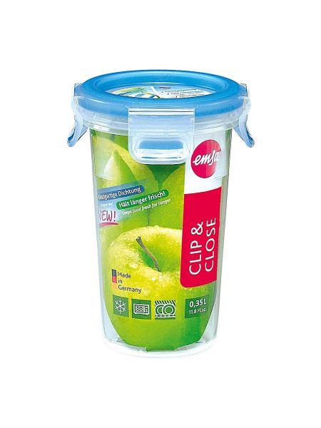 Контейнер пищевой 0,35л круглый Clip&Close EMSA 3100508551