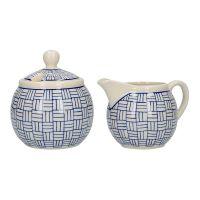Сахарница и молочник London Pottery KITCHEN CRAFT JY18LT46