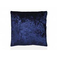 Подушка бархатная ANDREA HOUSE Blue Velvet AX67227
