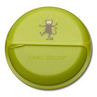 Ланч-бокс для перекусов Carl Oscar BentoDISC™ Monkey лайм 109701