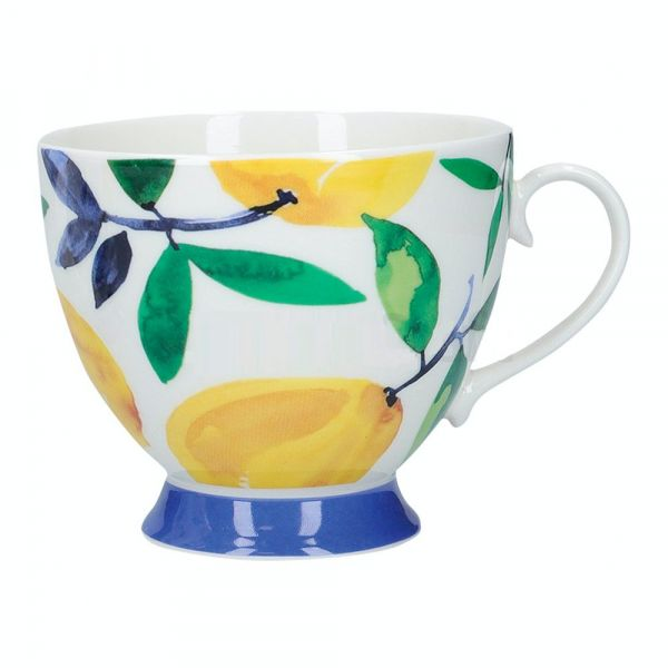 Чашка Lemon dream KITCHEN CRAFT KCMFTD157