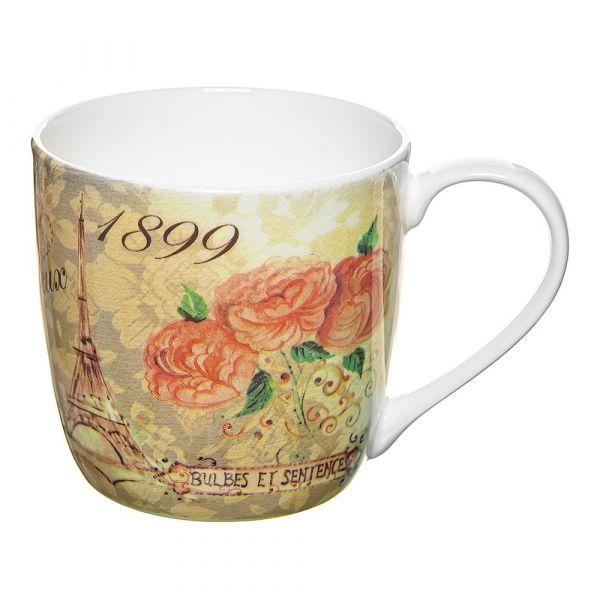 Кружка Париж Rose of England JAD.PB.1