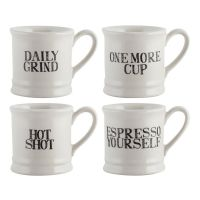 Набор кофейных чашек эспрессо Stir it up KITCHEN CRAFT 5174402
