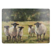 Набор из 4 подставок Sheep 40х30 Creative Tops C000284