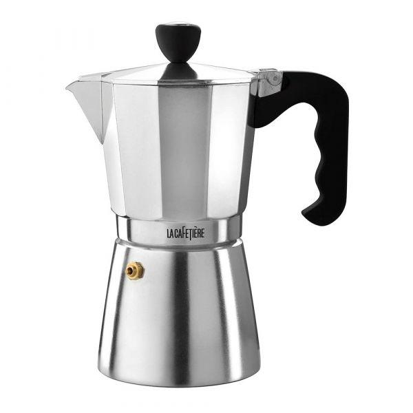 Гейзерная кофеварка 6 эспрессо La Cafetiere KITCHEN CRAFT ES000002
