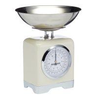 Весы кухонные механические Lovello Retro Cream KITCHEN CRAFT LOVSCALESCRE