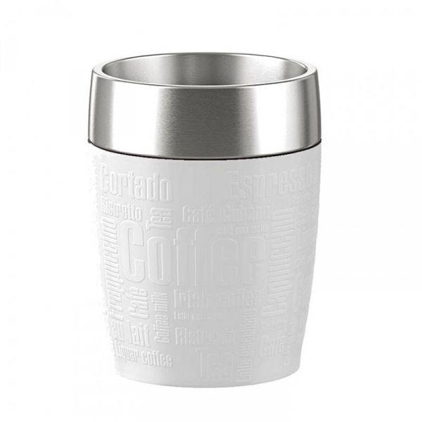 Термокружка 0,2 л Travel Cup EMSA белый 3100515679