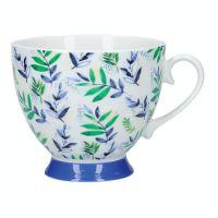 Чашка Leafy lemon KITCHEN CRAFT KCMFTD158