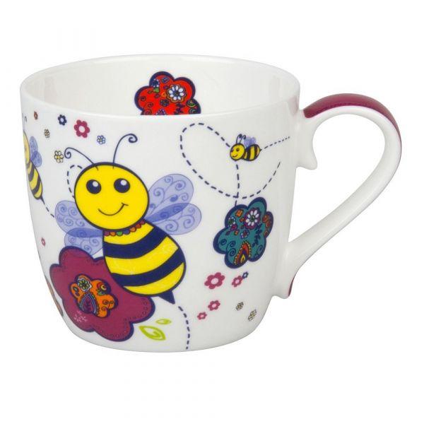 Кружка 'Разноцветные животные - пчелы' Koenitz 11 2 057 2256
