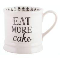 Кружка Eat more cake Stir it up Creative Tops 5174338