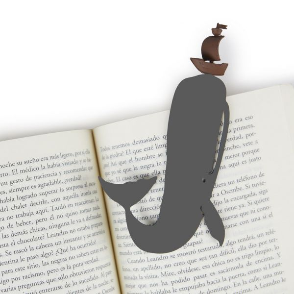 Закладка для книг Moby Dick