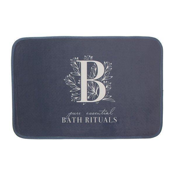 Коврик для ванной Bath Rituals серый