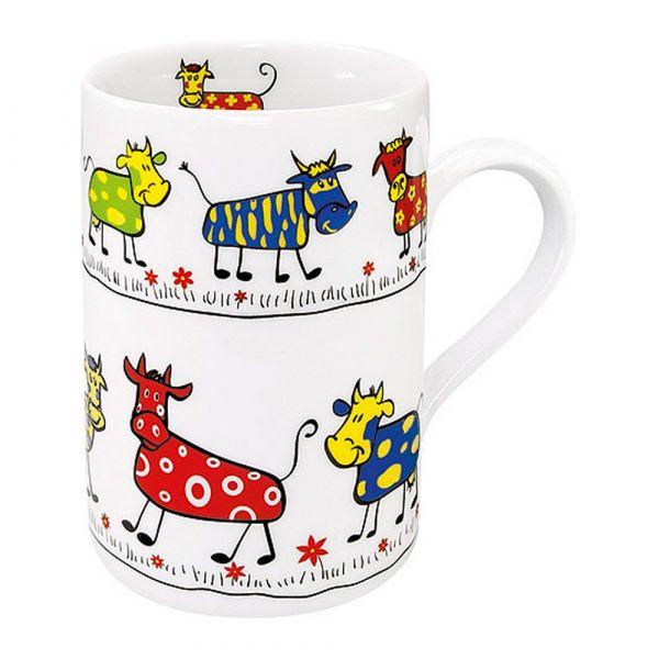 Кружка 'Парад коров' Koenitz 11 1 003 0213