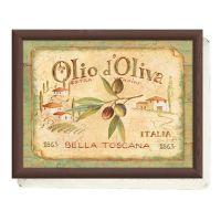Поднос с подушкой Olio D Oliva 44 x 34 KITCHEN CRAFT 5123076