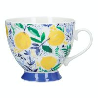 Чашка Sweet lemon KITCHEN CRAFT KCMFTD159