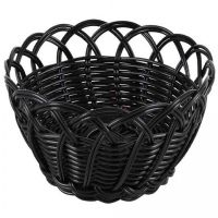 Корзинка BELVEDERE VIEJO VALLE 24x24 см цвет черный B919080
