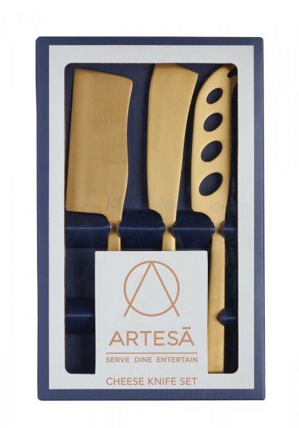 Набор ножей для сыра Artesa KITCHEN CRAFT ARTCHSBRA3PC